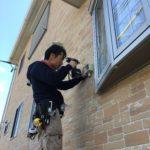知立市、防犯カメラ・玄関/窓の主錠増設工事が完了。