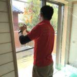 西春日井郡豊山町での紫外線対策を目的とした遮熱フィルムの施工が完了。