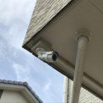防犯リフォーム、高浜市、いたずら対策を目的とした防犯カメラ設置工事が完了。