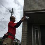 防犯リフォーム、安城市でのマンション内防犯カメラ設置工事の完了。