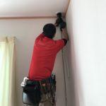 防犯リフォーム、春日井市での玄関・勝手口の防犯と室内監視を目的としたカメラ設置が完了。