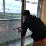 防犯リフォーム、豊橋市での防犯対策工事が完了。防犯フィルム&ガラスの長所・短所とは?