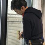 防犯リフォーム、名古屋市瑞穂区での玄関・窓周りを中心とした防犯対策が完了。
