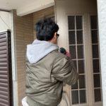防犯リフォーム、愛知県豊田市での窓・玄関を中心とした対策工事が完了。