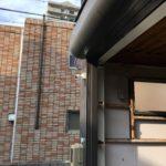 防犯リフォーム、名古屋市西区、駐車場や勝手口への対策を中心とした工事が完了。