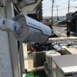 防犯リフォーム、名古屋市緑区での防犯カメラ設置工事が完了。出先でも24時間遠隔監視。