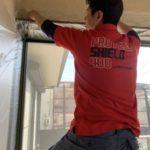 防犯リフォーム、名古屋市名東区での家全体の防犯力を高める対策工事が完了。