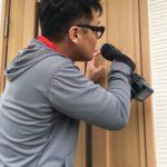 防犯リフォーム、名古屋市緑区、戸建ての総合的な防犯対策工事が完了。