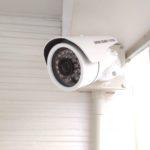 防犯リフォーム、名古屋市昭和区、カーポートを含む敷地周辺の監視を目的とした工事が完了。