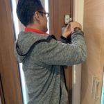 空き巣対策、愛知県内での玄関・窓・駐車場など住宅全体にわたる防犯対策工事が完了。