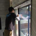 空き巣対策、名古屋市昭和区での新築戸建てへの防犯対策工事が完了。