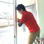 空き巣対策、愛知県一宮市での新築戸建てへの防犯リフォーム工事が完了。