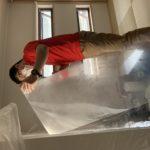 空き巣対策、愛知県小牧市での防犯フィルム・鍵交換・忍び返し設置工事が完了。