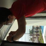 空き巣対策、愛知県犬山市での窓・玄関への防犯対策工事が完了。