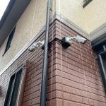 防犯対策、三重県桑名市、防犯カメラ/フィルム/窓鍵・電子錠設置工事が完了。