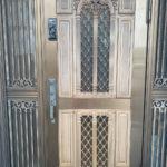空き巣対策、愛知郡東郷町での玄関電子錠設置工事が完了。