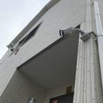 防犯対策、愛知県半田市、防犯フィルム・玄関/窓主錠増設・防犯カメラ設置工事が完了。