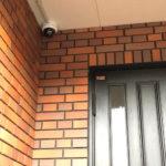 防犯対策、愛知県みよし市、防犯カメラとセンサーライトの追加施工工事が完了。